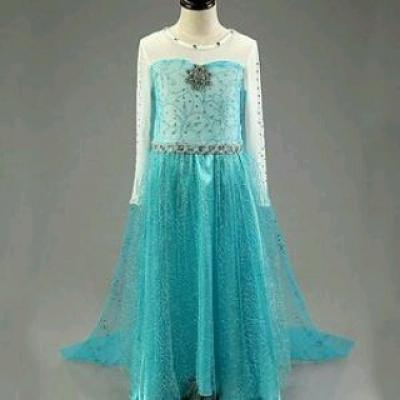 Kostum Elsa Frozen