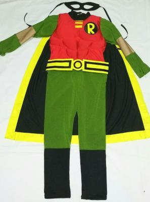 Kostum Robinhood