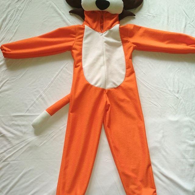 Kostum Harimau