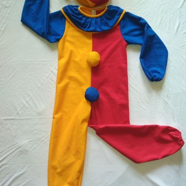 Kostum Badut